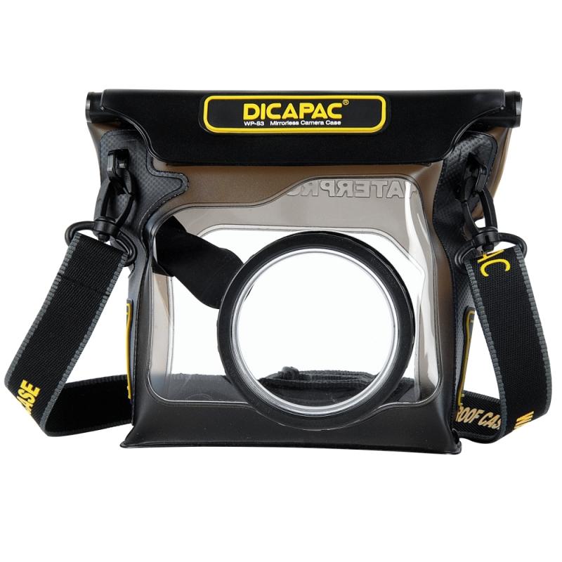 DiCaPac obal pod vodu pro systémový kompakt WP-S3