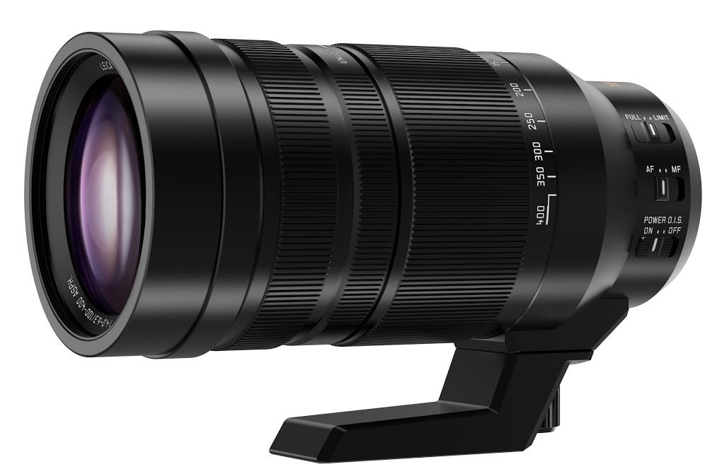 PANASONIC 100-400 mm f/4-6,3 ASPH Power O.I.S.