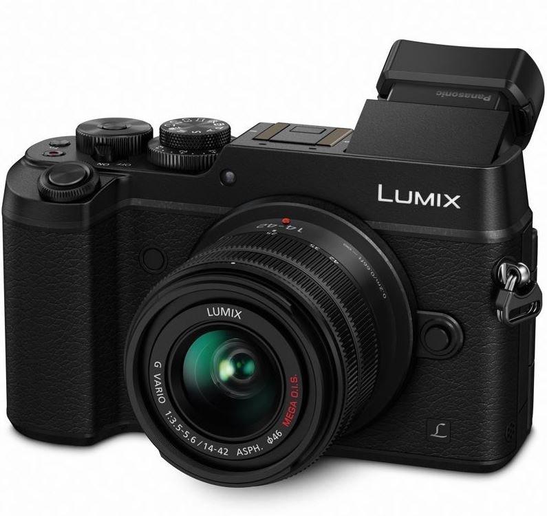 PANASONIC Lumix DMC-GX8 + 14-42mm černý