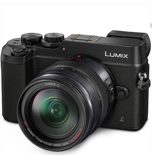 PANASONIC Lumix DMC-GX8 + 12-35mm černý