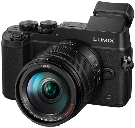 PANASONIC Lumix DMC-GX8 + 14-140mm černý
