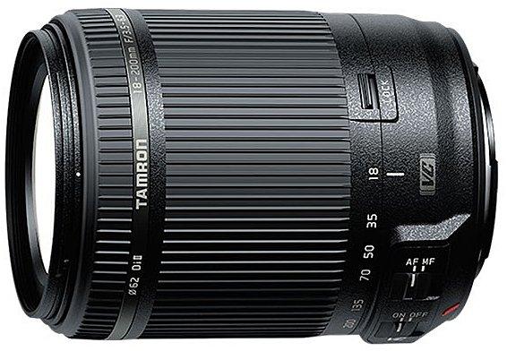 TAMRON 18-200 mm f/3,5-6,3 Di II VC pro Canon -300 Kč dostanete zpět