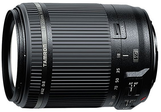 TAMRON 18-200 mm f/3,5-6,3 Di II pro Sony A -300 Kč dostanete zpět