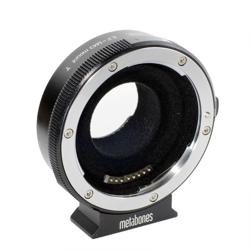 METABONES adaptér objektivu Canon EF na Olympus/Panasonic MFT T