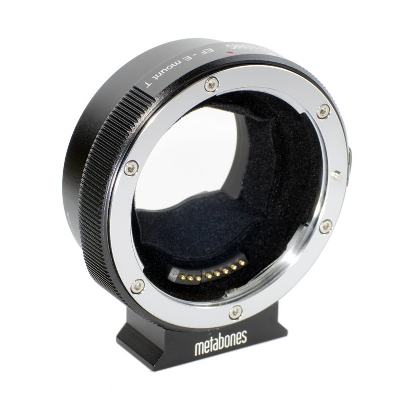 METABONES adaptér objektivu Canon EF na Sony E T IV