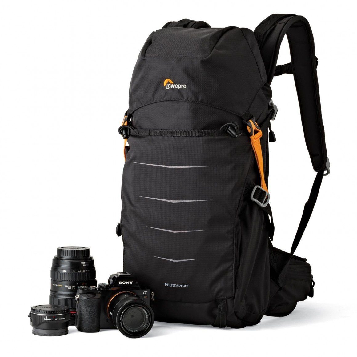 LOWEPRO Photo Sport BP 200 AW II - fotobatoh černý
