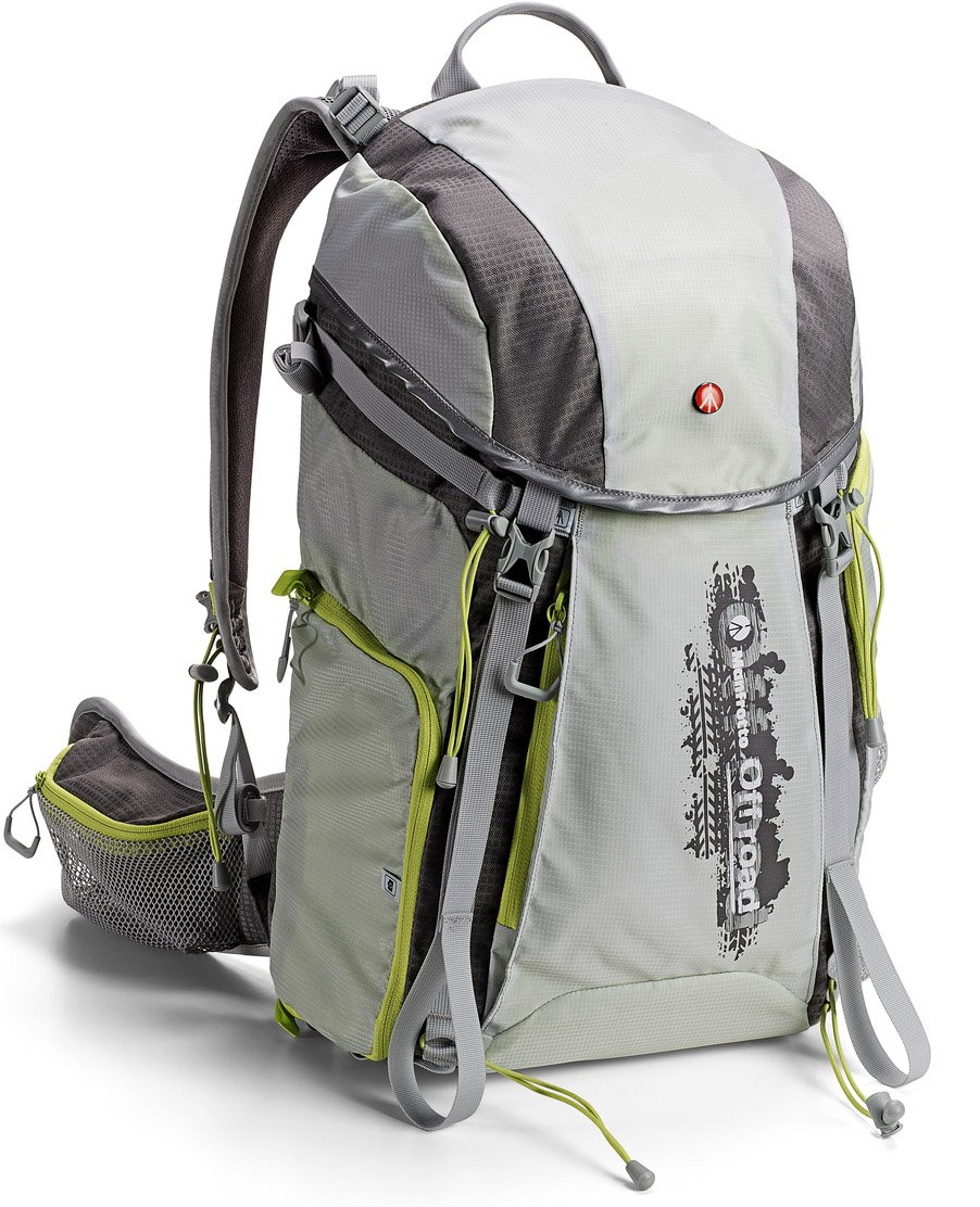 MANFROTTO Off road HIKER 30L šedý - fotobatoh