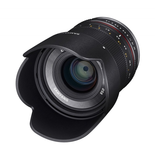 SAMYANG 21 mm f/1,4 ED AS UMC CS pro Sony E (APS-C)
