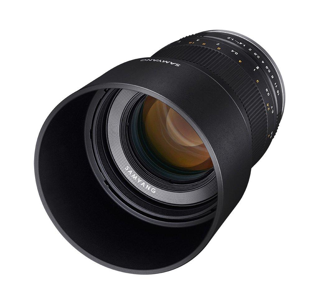 SAMYANG 50 mm f/1,2 AS UMC CS pro Canon EF-M