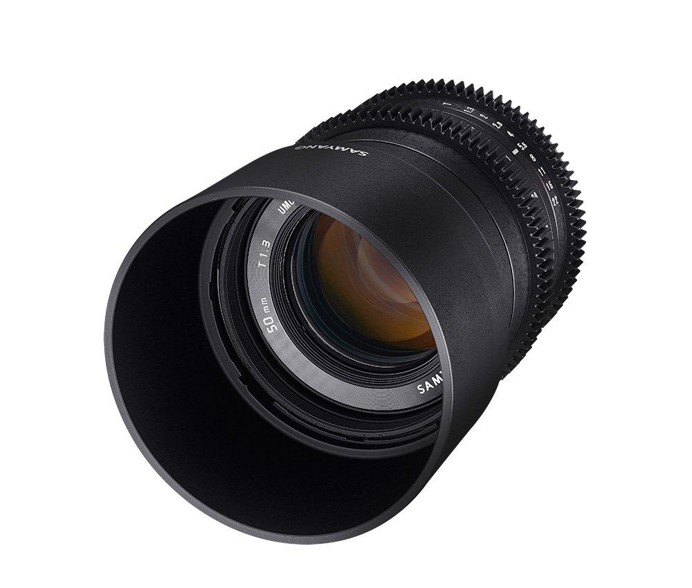 SAMYANG 50 mm T1,3 AS UMC CS pro Olympus/Panasonic MFT