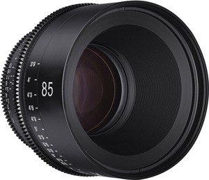 XEEN 85 mm T1,5 Cine pro Nikon