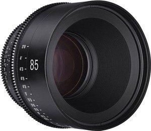 XEEN 85 mm T1,5 Cine pro Sony E