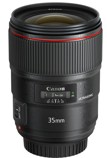 CANON EF 35 mm f/1,4 L II USM
