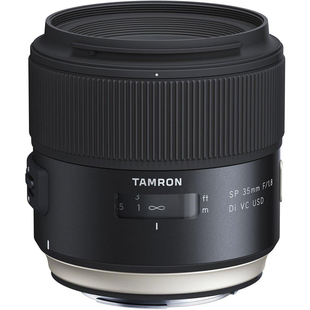 TAMRON 35 mm f/1,8 SP Di VC USD pro Canon