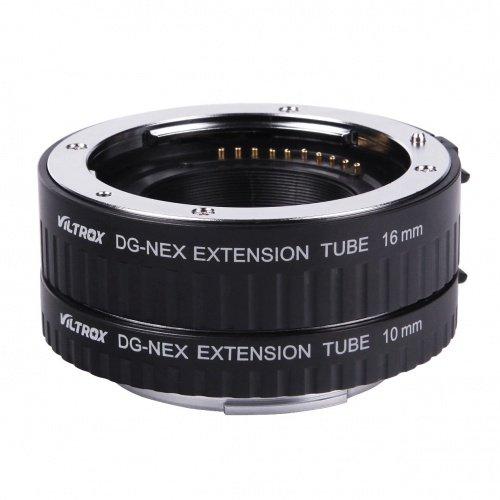VILTROX mezikroužky set 10/16 mm pro Sony E