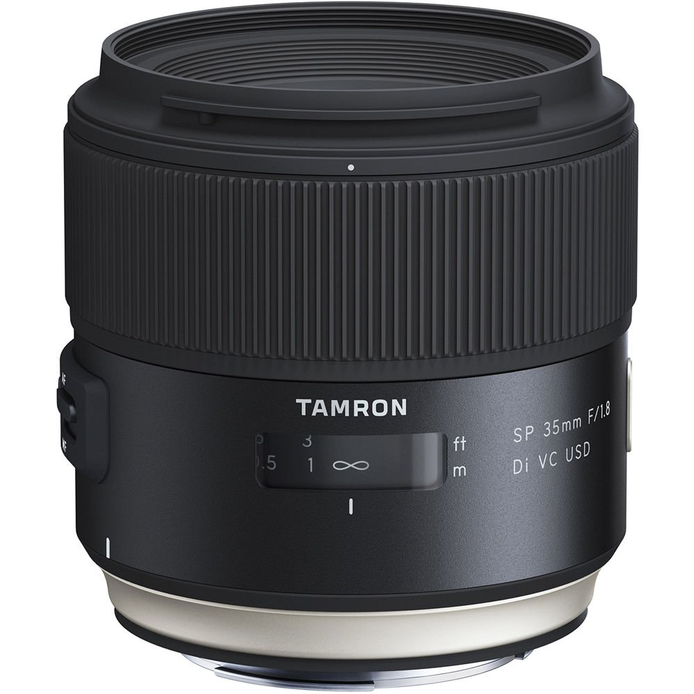 TAMRON 35 mm f/1,8 SP Di VC USD pro Nikon