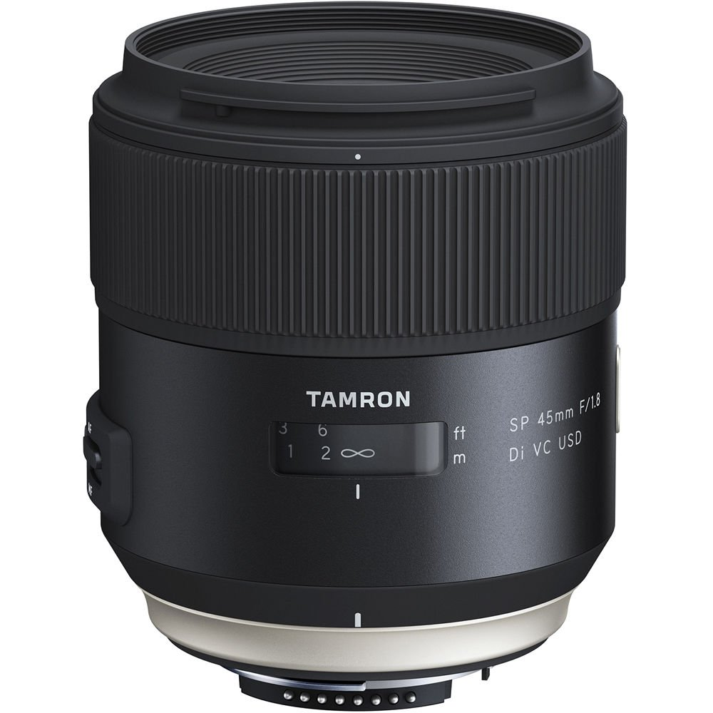 TAMRON 45 mm f/1,8 SP Di VC USD pro Nikon
