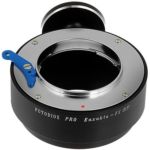 FOTODIOX adaptér objektivu Exakta na tělo Nikon s optikou