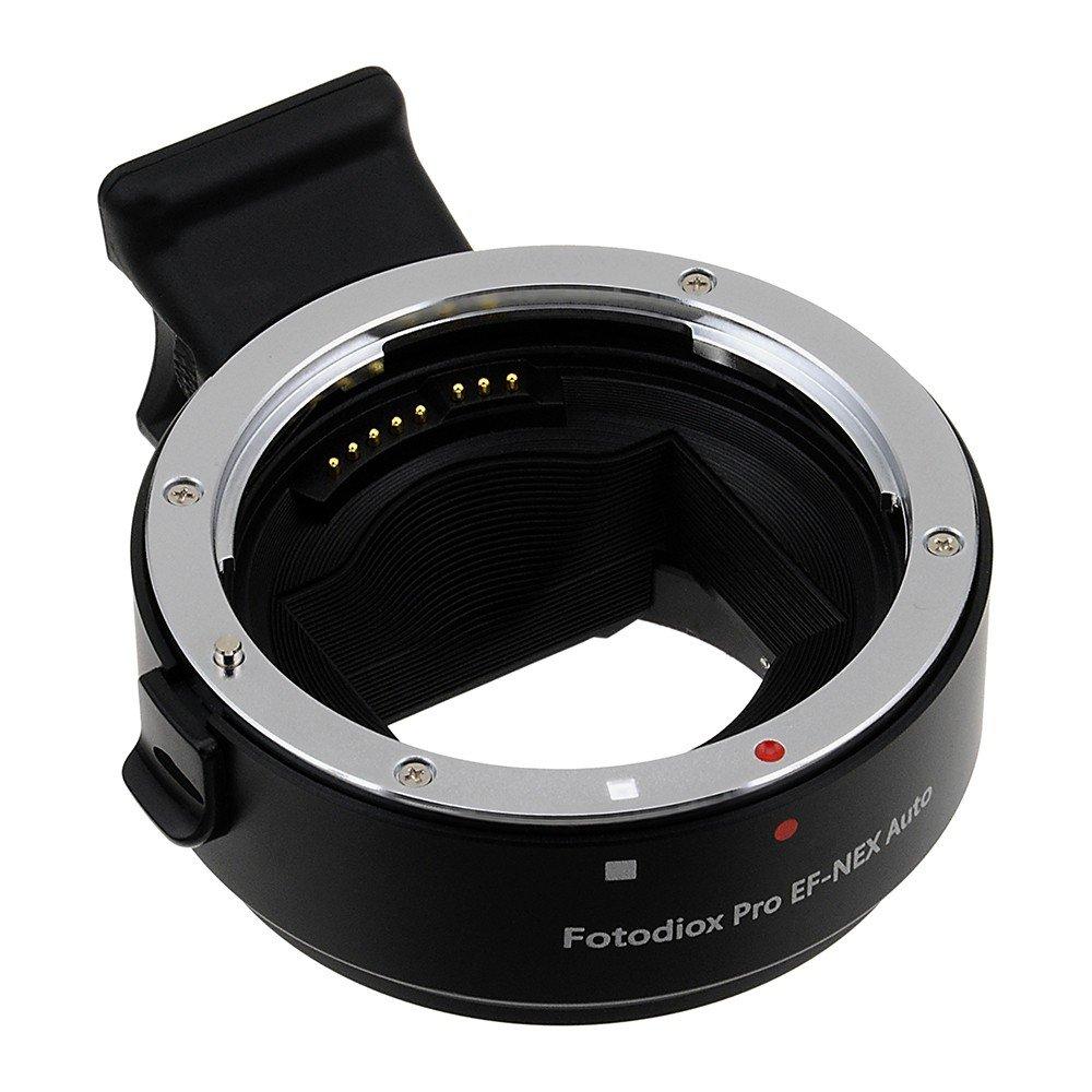 FOTODIOX adaptér objektivu Canon EOS na tělo Sony E