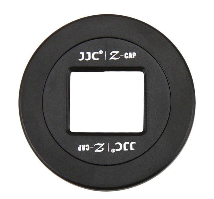 JJC krytka samootevírací pro Panasonic 14-42/3,5-5,6 X Vario černá
