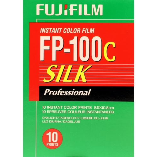 FUJI Instant Color FP100C silk