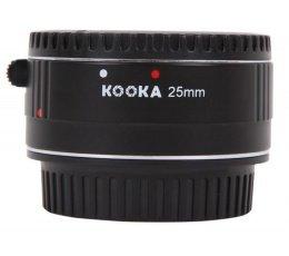KOOKA Mezikroužek 25 mm pro Sony A