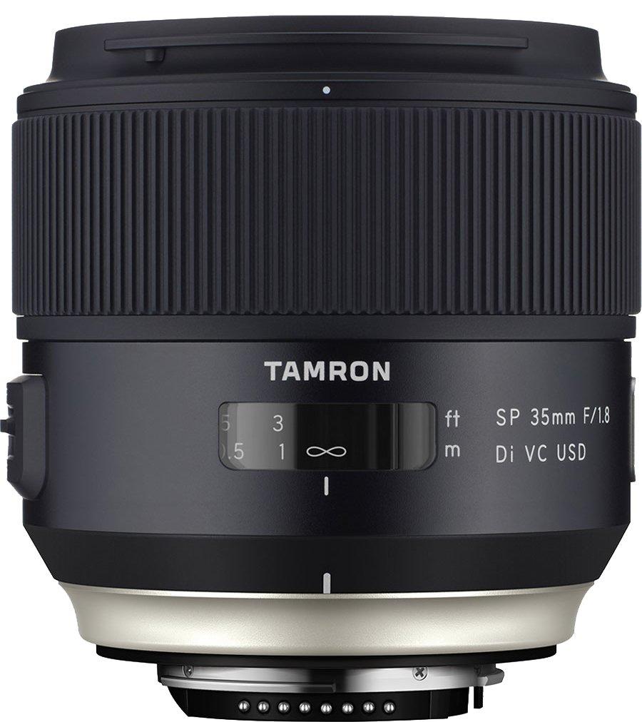 TAMRON 35 mm f/1,8 SP Di USD pro Sony A