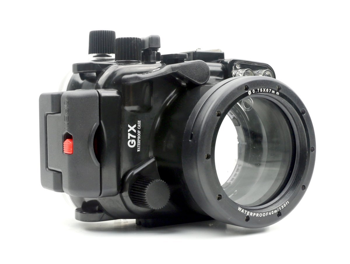 MEIKON podvodní pouzdro pro Canon PowerShot G7X
