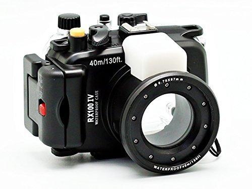 MEIKON podvodní pouzdro pro Sony RX100IV/RX100V