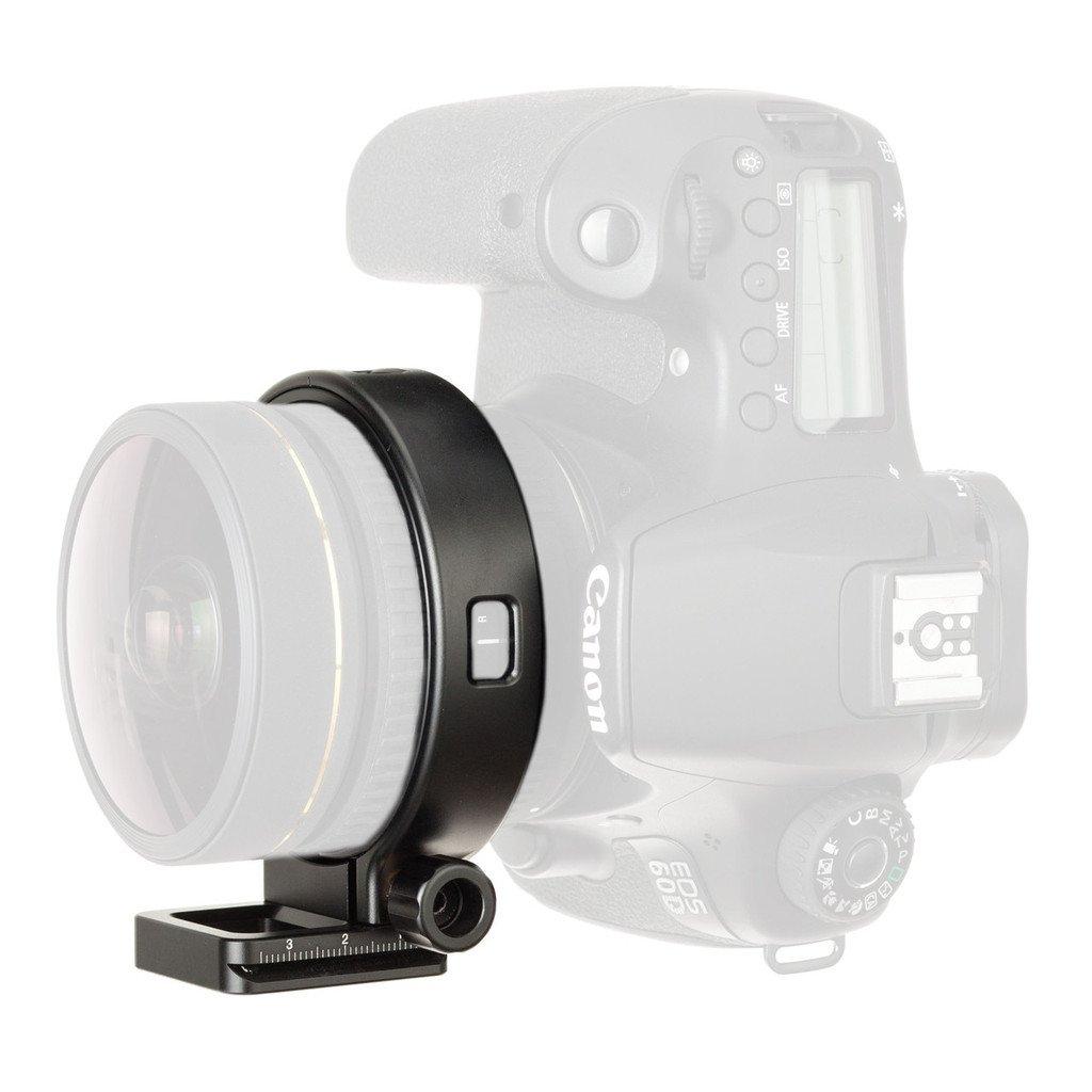 NODAL NINJA Kroužek na objektiv V2 - Sigma 8mm/15mm pro Canon
