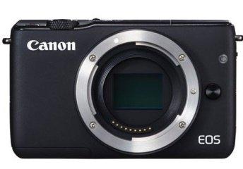 CANON EOS M10 černý