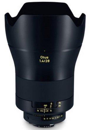 ZEISS Otus 28 mm f/1,4 Apo Distagon T* ZF.2 pro Nikon