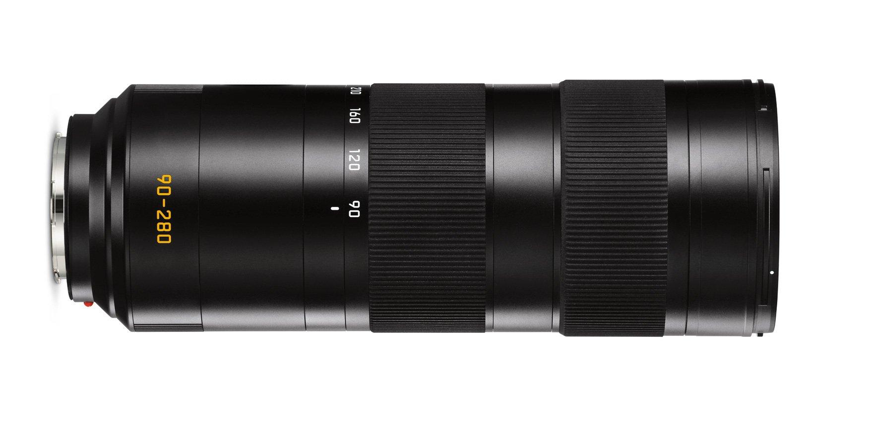 LEICA SL 90-280 mm f/2,8-4 Asph. Apo-Vario-Elmarit černý elox
