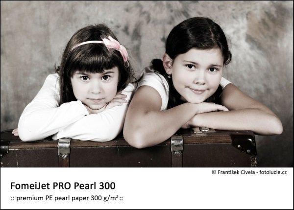 FOMEI Inkjet A4/5 FomeiJet PRO Pearl 300, testovací balení