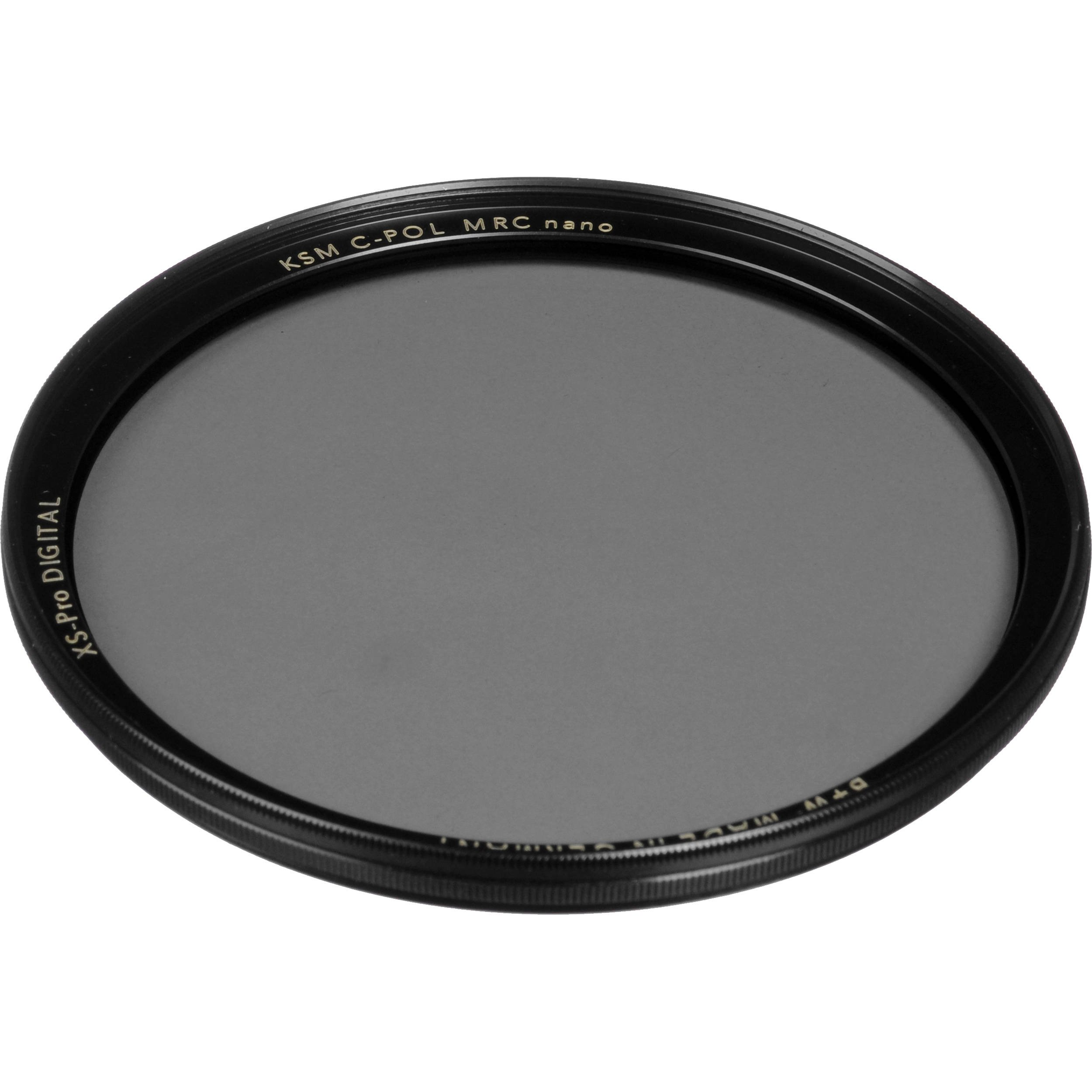 B+W filtr Polarizační cirkulární KSM XS-Pro HTC Digital MRC nano 72 mm