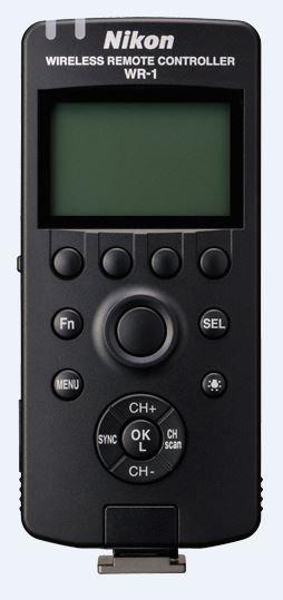 NIKON WR-1 bezdrátové dálkové ovládání pro D-SLR