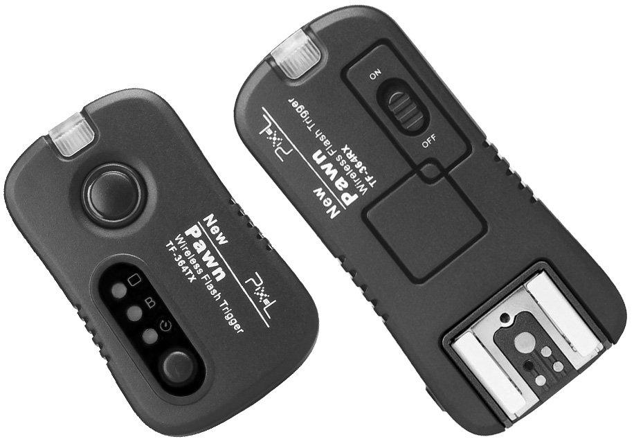 PIXEL přijímač rádiový PAWN pro blesk Canon