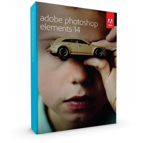 Adobe Photoshop Elements 14 MP ENG FULL WIN/MAC