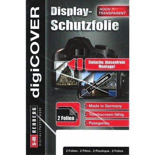 S+M folie antireflexní na LCD pro Leicu V-Lux (typ 114)