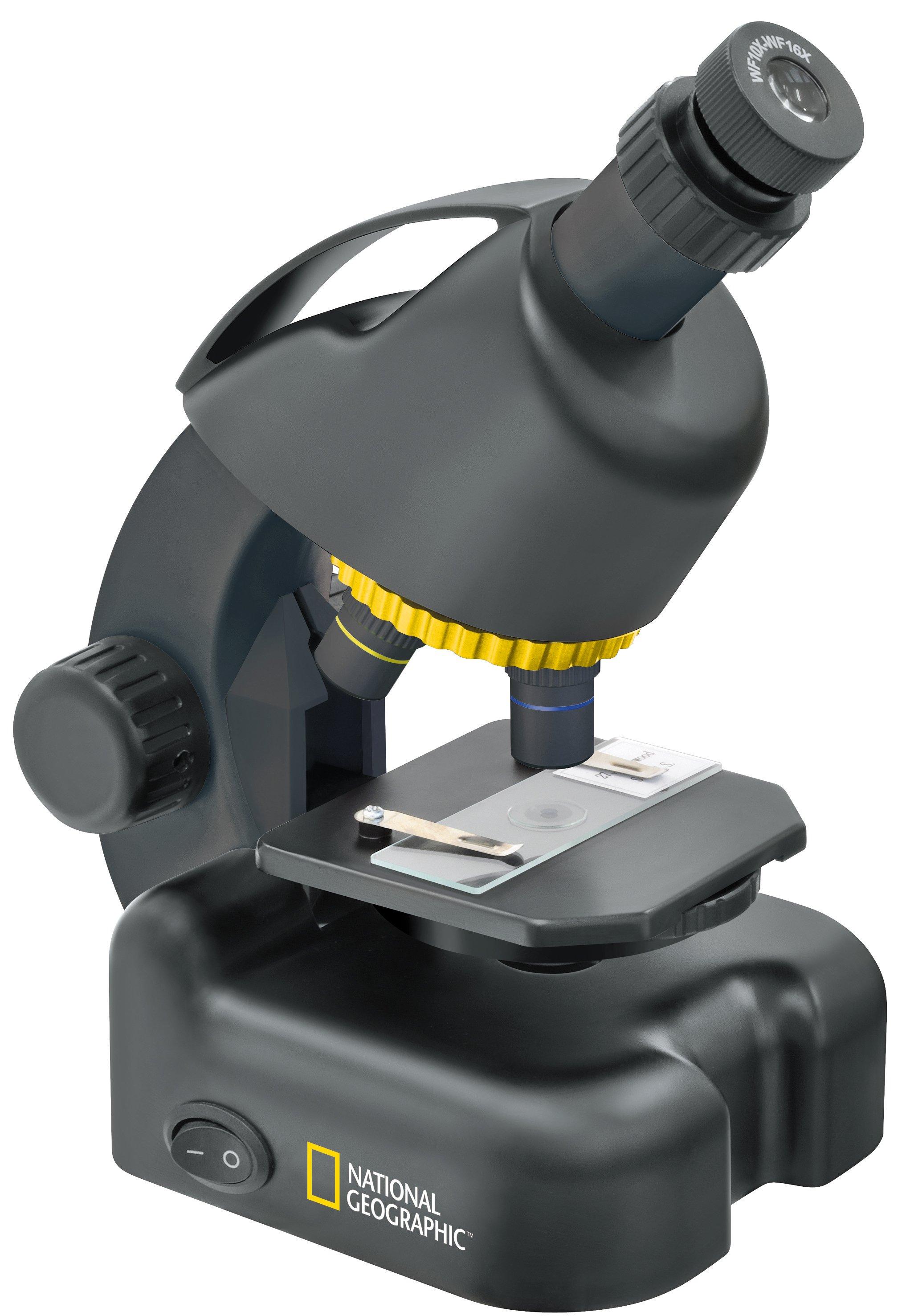 NATIONAL GEOGRAPHIC 40-640x dětský mikroskop