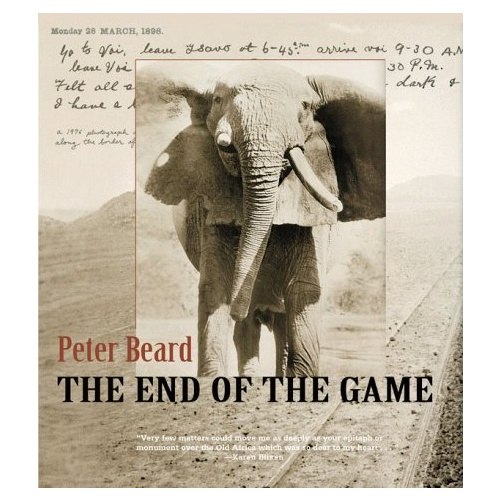 Peter Beard - THE END OF THE GAME