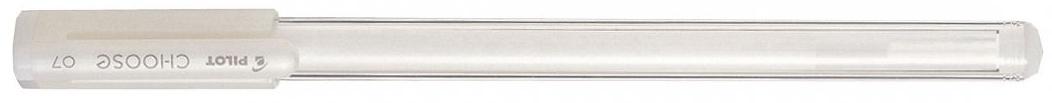Ozdobná  tužka- bílá