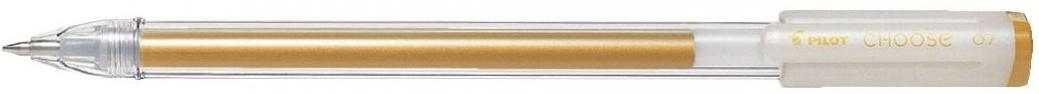 Ozdobná  tužka- zlatá