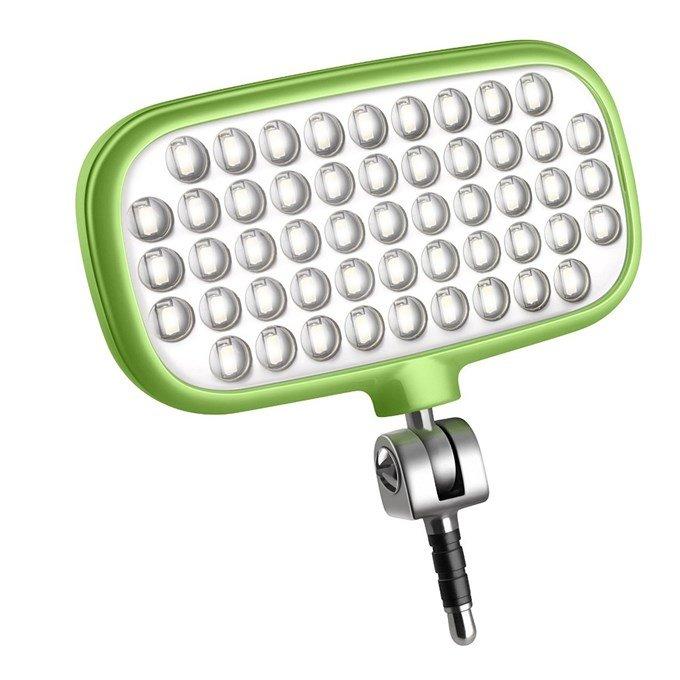 METZ videosvětlo LED-72 Mecalight pro smartphony (různé barvy)