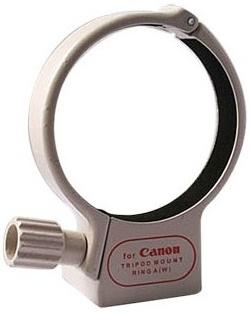JYC stativová objímka AII (W) pro Canon EF 70-200/4 L a 300/4 L bílá