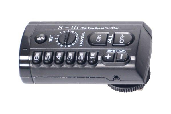 FOMEI TR HSS III vysílač pro Nikon