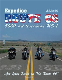 Vít Moudrý - EXPEDICE ROUTE 66