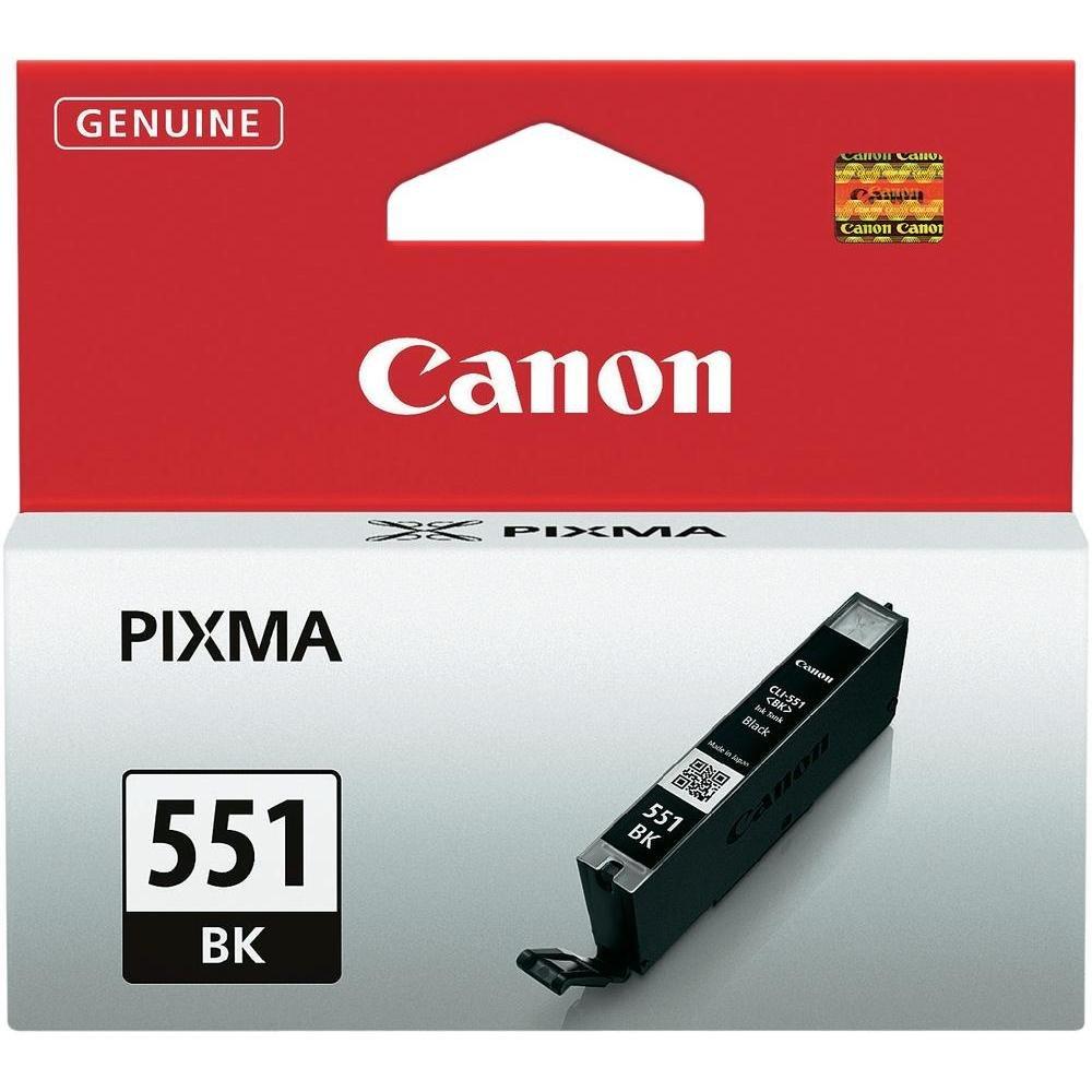 CANON Náplň CLI-551 BK