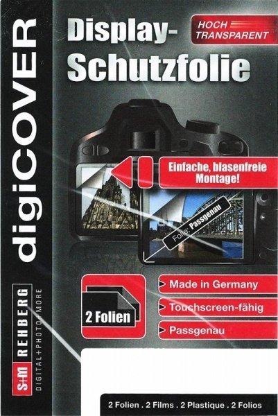 S+M fólie na LCD pro Canon IXUS 275/285 HS