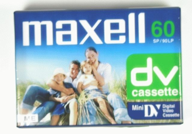 MAXELL DVM60SE miniDV kazeta 60min
